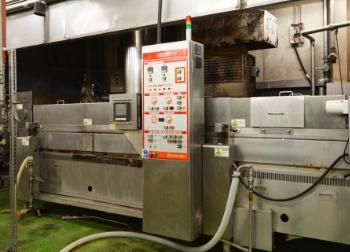 フライ製品の量産化と技術の確立